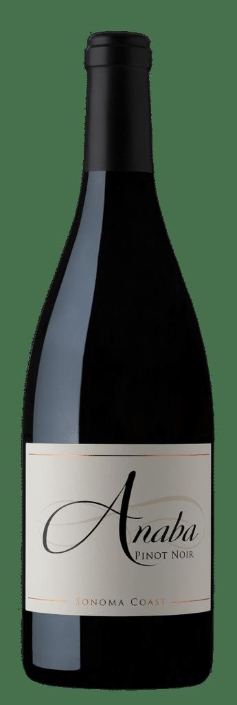 2017 Pinot Noir, Sonoma Coast